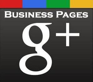 Google Buisness Page Logo